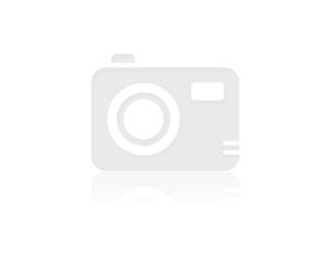 Slik Dekorer penner med blomster for et bryllup