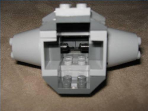 Hvordan lage din egen Lego Tie Advance