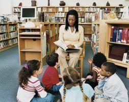 Hvordan finne sommer lese programmer for barn