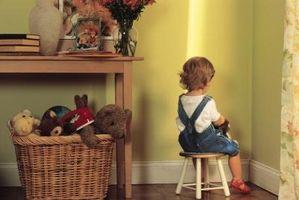 Hvordan Disiplin små barn