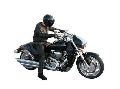 Hvorfor folk Wear motorsykkel hjelmer?