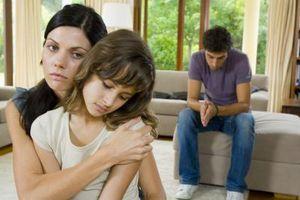 Uttaler til barna om skilsmisse