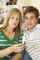 Hva nye ansvarsområder Har tenåringer har til ansikt når de er i ferd å bli foreldre?