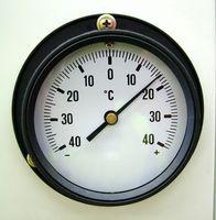 Hvordan måle en laserstråle Temperatur i Celsius