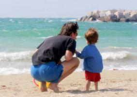 Hvordan Cope som enslig forsørger bor hjemme med foreldrene dine