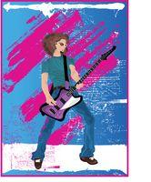 Hvordan registrere PS3 Wireless Guitars