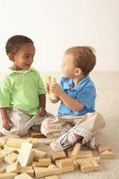 Aktiviteter på Character Moral Development for småbarn