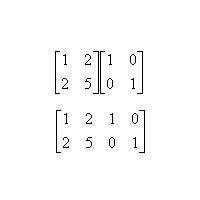 Hvordan beregne den inverse av Matrix