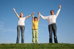 Hvordan Design samarbeidslæring aktiviteter for hele familien