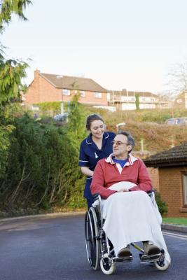 God gave til en Paralyzed Person