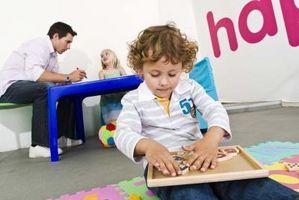 Virkningene av barnehage på foreldre og barn Tilbehør