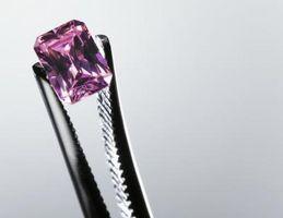 Liste over Precious & Semi Precious Gems