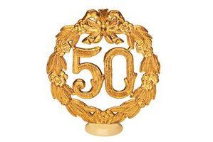 Slik Dekorer huset ditt for en 50th Anniversary Party