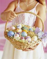 Hvordan lage påske kurver Kids