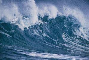Hva brukes til å spore Tsunamier?
