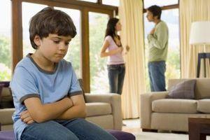 Effekter av skilsmisse på barn i Middle Childhood