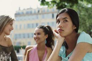 Hvordan stoppe følelser av sjalusi i tenåringer