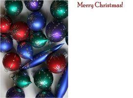 Hvordan skrive en jule Poem I stedet for et Letter
