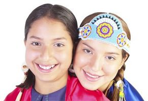 Spill American Indian barn