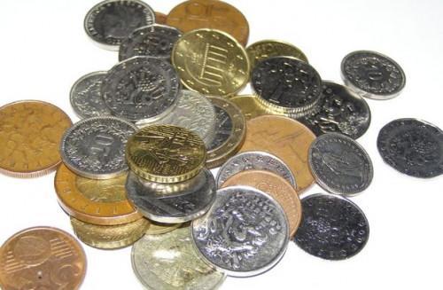 Fremgangsmåte for å prege mynter