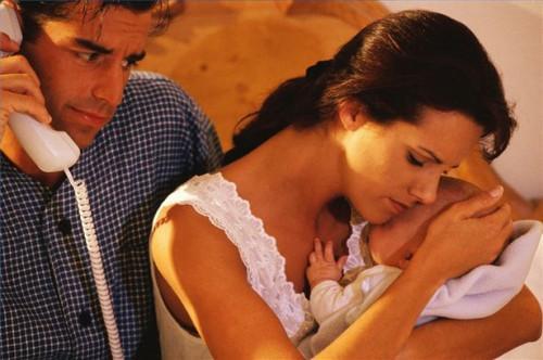 Hvordan man skal håndtere fars fødselsdepresjon