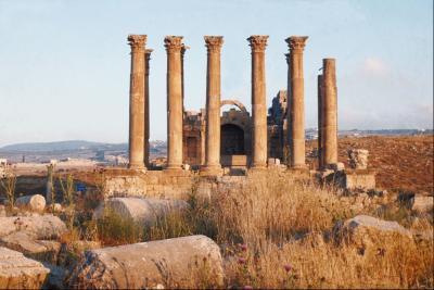Hvordan lage en modell av Temple of Artemis
