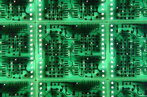 DIY PCB Vias