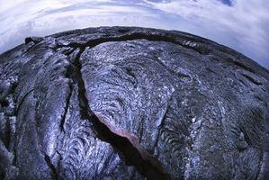 Typene og typer Volcanoes