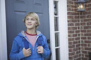 Årsaker til en Teen Boys Mangel på energi