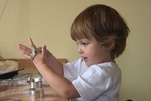 Barnas Cooking Aktiviteter Om Dyr
