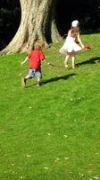Hva er fordelene med Outdoor Games i barn?