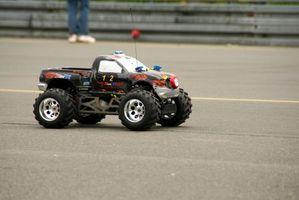 Hvordan bygge en billig Børsteløs RC Car