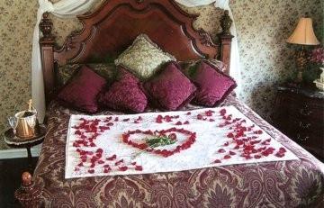 Hvordan feire en romantisk bursdags