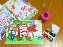 Artist Theme Party Ideas