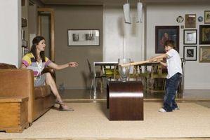 Hvordan å disiplinere et uregjerlig barn