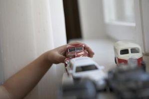 Hvor kan jeg finne ut hva gamle Matchbox biler er verdt?