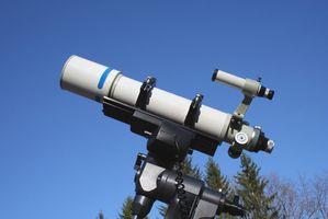 Hvordan bruke en Telescience Telescope
