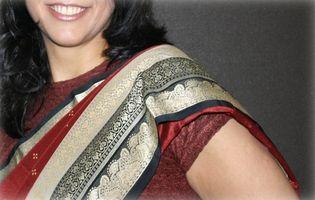 Tradisjonell indisk Bridal Wear