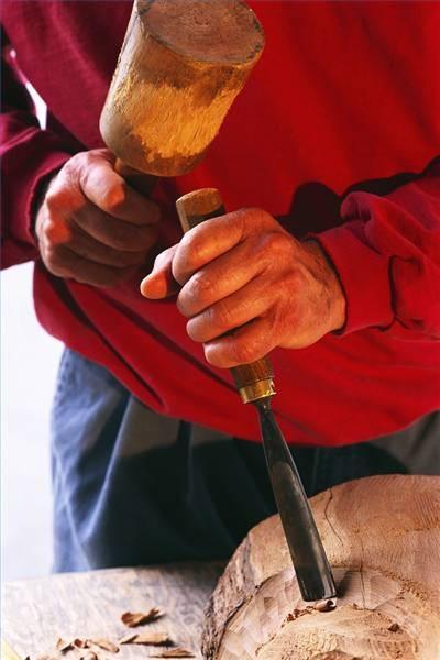 Tiki Carving Verktøy