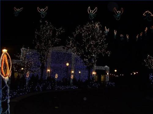Om Walt Disney World Magic of Christmas