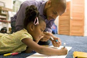 Hvordan være en velbalansert Parent