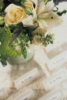 Bryllup Tabell arrangement Ideas