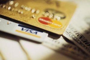 Hvordan bruke en brukskonto å kjøpe et Visa gavekort