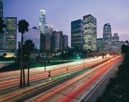 Den største arenaer å ha et bryllup i Los Angeles