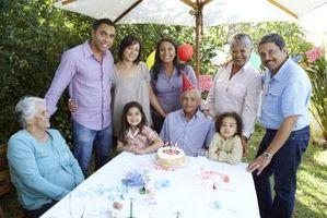 Gjennomtenkt Bursdag ideer for Grandpa