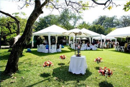 Hvordan planlegge et bryllup for under fem tusen