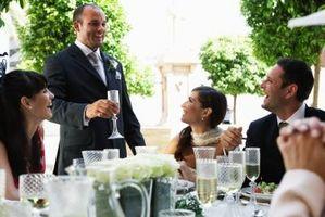 Funny Wedding Toast ideer