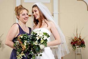 Ansvar for en brudepike