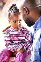 Hvordan å disiplinere en sterk vilje barn