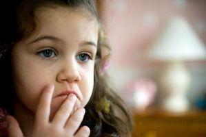 Virkningene av skilsmisse på førskolebarn